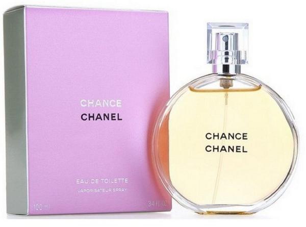 Chanel Chance 34 Women Chanel Chance 34 Oz Edt Women Detail Page
